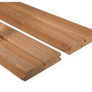Elewacja drewniana Sosna skandynawska
